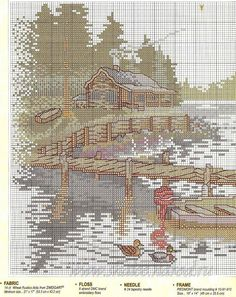 Just Cross Stitch Patterns | Learning Crafts is facilisimo.com1