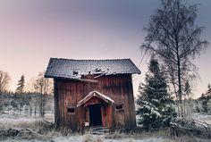 Britt Marie Bye - Nordic abandonment | LensCulture
