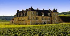 Château du Clos de Vougeot - Bourgogne (France)