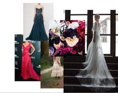 Bridal party w flower girl