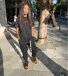 tomboy outfits black girl \ tomboy outfits + tomboy outfits black girl + tomboy outfits cute + tomboy outfits summer + tomboy outfits for school + tomboy outfits swag + tomboy outfits casual + tomboy outfits black girl summer Cute Tomboy Outfits, Baddie Outfits Casual, Chill Outfits, Skater Girl Outfits, Dope Outfits, Retro Outfits, Trendy Outfits, Tomboy Swag, Cute Tomboy Style