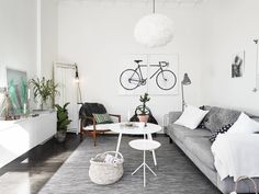 Style and Create — Personal style in a Gothenburg apartment for sale...