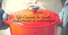 Performance et authenticité sont les maîtres mots dans la cuisine. La marque française Le Creuset l'a bien compris et propose la cocotte en fonte émaillée version actuelle.