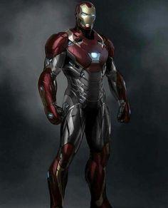 Nueva armadura de #Ironman en #SpidermanHomecoming