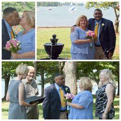 Weddings at Travis Pointe Waterfront Lake Norman NC http://travispointenc.com