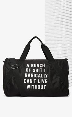 Nasty Gal's bags are the coolest!