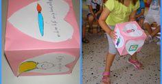ώρα να γνωριστούμε !!! 1st Day Of School, Beginning Of The School Year, Going Back To School, Pre School, Adult Crafts, Crafts For Kids, Games For Kids, Activities For Kids, Preschool Education