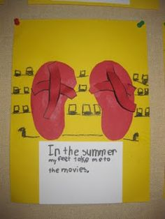Miss Kindergarten: Summer School Activities
