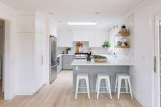 Garde manger comme murs et non comme cabinets de cuisine Emerson Project Webisode Reveal — STUDIO MCGEE