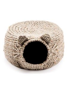 Crochet Accessory Patterns - ANNIE'S SIGNATURE DESIGNS: Cat Igloo Crochet Pattern