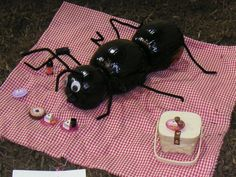 Ant decorated pumpkin from The Big E 2005!