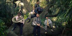 B.B. King Blues Club & Grill - THE NEW ORLEANS SWAMP DONKEYS - Jun 9, 2014