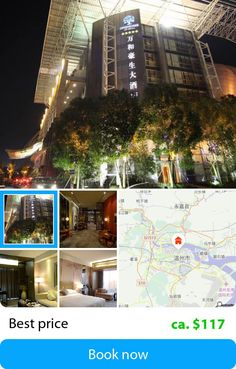 Onehome H.S. Art Hotel Wenzhou (Wenzhou, China) – Book this hotel at the cheapest price on sefibo.