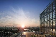 Renzo Piano London Bridge  #architecture #Piano #Renzo Pinned by www.modlar.com