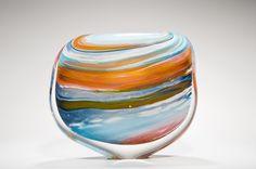 London Glassblowing Silent Auction 2015 beach trial