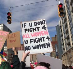 women's march aesthetic and powerful sign Protest Art, Protest Signs, Who Runs The World, Change The World, Riot Grrrl, Feminist Quotes, Power To The People, Patriarchy, Women Rights