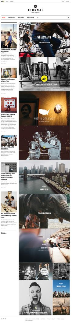 http://visualsupply.co/journal #webdesign more on http://html5themes.org
