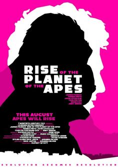 Rise Of The Planet Of The Apes by Russell Ford