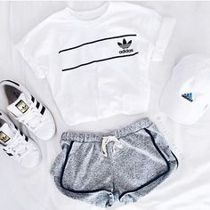 Adidas comfy outfit