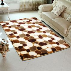 Beautiful modern rug design for living room - Hupehome