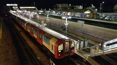 West Ruislip Station Central Line Central Line, London Transport, Transportation, Palm, New York, Train, Places, New York City, Nyc