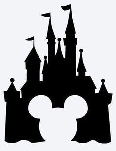 Disneyland Photos 2019 - Custom Vinyl Decal Run Castle Mickey Icon Cinderella Sleeping Beauty Disney T-shirts, Arte Disney, Disney Cruise, Disney Magic Bands, Disney Castle Silhouette, Disney Castle Outline, Disney Castle Drawing, Disney Silhouette Printables, Cinderella Silhouette
