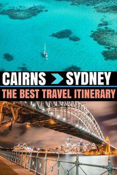 The East Coast of Australia is guaranteed to be one of the best trips of your life!! :-) Check out my Cairns to Sydney itinerary for the best ideas, bus schedules, and travel tips!
