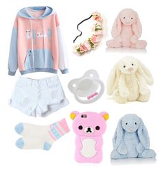 Little Girl Outfits, Cute Girl Outfits, Cute Outfits For Kids, Pastel Fashion, Kawaii Fashion, Cute Fashion, Pastel Goth Outfits, Pastel Outfit, Girls Fashion Clothes