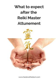 What to expect in your energy and life after attending Reiki Master class