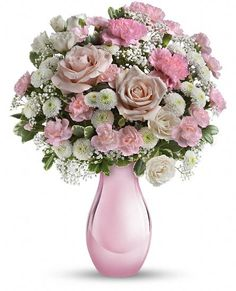 Teleflora's Radiant Reflections Bouquet  2013  $49.95