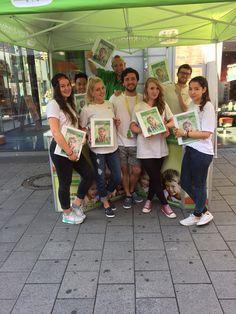 Unser SOS-Kinderdorf e.V. Team!   #talk2move #Team #SOSKinderdorf #Fundraiser #Studentenjob #Nebenjob #HerzundVerstand