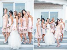 Wychmere Beach Club Wedding | Pink Wedding Details | Cape Cod Wedding » Tyra Bleek Photography | Vintage, DIY, Rustic, Boston Wedding Photographer