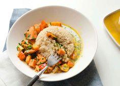 quinoa & kürbis & petersilie
