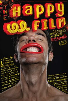 stefan-sagmeister-the-happy-film-poster-hi-res  Very graphical and often uses inspirational quotes