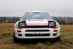 1992 Toyota Celica Turbo ST185  #ToyotaCelica #Motorsports #Racing