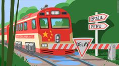 China's dream project hindered by Brazil crisis   China dreamed up its most ambitious project ever in Latin America last year. Now that dream project may be falling victim to Brazil's crisis. When the leaders from China Peru and Brazil announced their plan last year to build a train line it was as grand as the Amazon itself. The railroad would stretch 3300 miles run from the Atlantic coast to the Pacific and cost roughly $10 billion. It would be the latest massive project in South America…