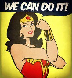 Wonder Woman by Kate H