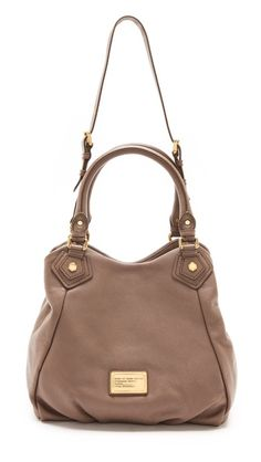 what a beautiful bag! ;) classic q fran bag / marc by marc jacobs