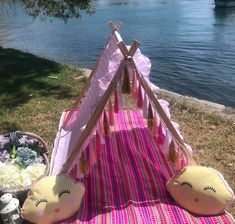Want a teepee to keep? You can buy ours online too!