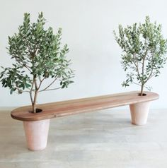 Nifty idea - but I'd go with more compact & linear plants.