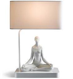 LLADRO - YOGA I - LAMP (US)