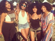 26 Photos of the Epic Natural Hair at Brooklyn's CurlFest | Black Girl with Long Hair