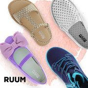Take a look at the RUUM Footwear event on #zulily today!