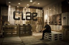 Clae Pop-up Shop / mode:lina architekci