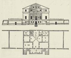 O Sistema de Proporções 'Fugal' de Palladio / Rudolf Wittkower