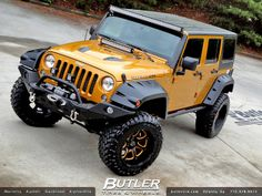 Nice Jeep Rubicon