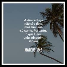 Mateus 19 6 Em 2021 O Que Deus Uniu Mateus 16 Mateus