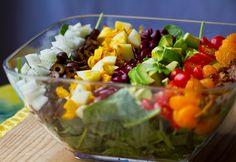 The Vegan Cobb Salad.