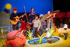 What The Ladybird Heard live on stage #live #onstage #dubai #theatre
