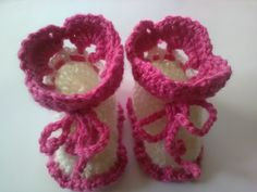 Stivaletti all'uncinetto per bebè,bambina,neonata,idea regalo. by Lacasadellafata on Etsy